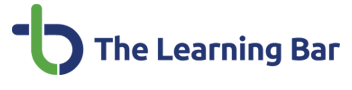 The Learning Bar Logo